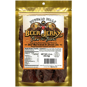 BUFFALO BILL'S PREMIUM BEER JERKY