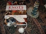 BOOK -THE ULTIMATE ENCYCLOPEDIA OF KNOTS AND ROPEWORKS