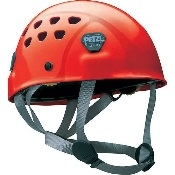 HELMET, SEARCH AND RESCUE - PETZL ECRIN ROC - RED